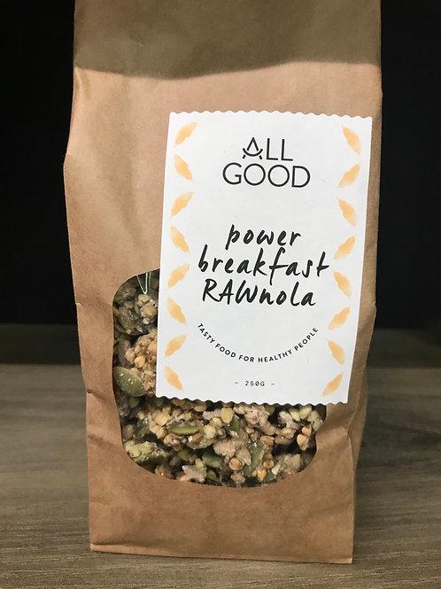 Power breakfast RAWnola - Keto