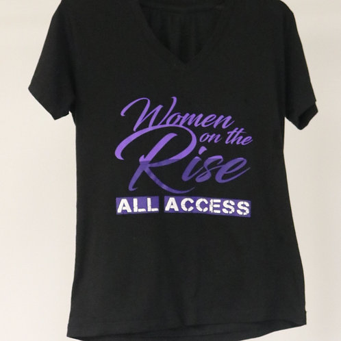 Women on the Rise T-shirt