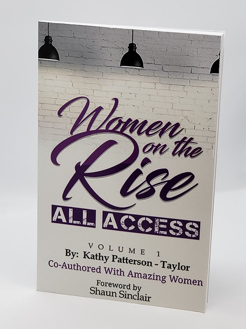 Book, Women on the Rise All Access, Volume 1