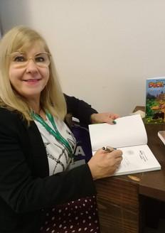 Autografos no FESTURIS/2019 em Gramado/RS