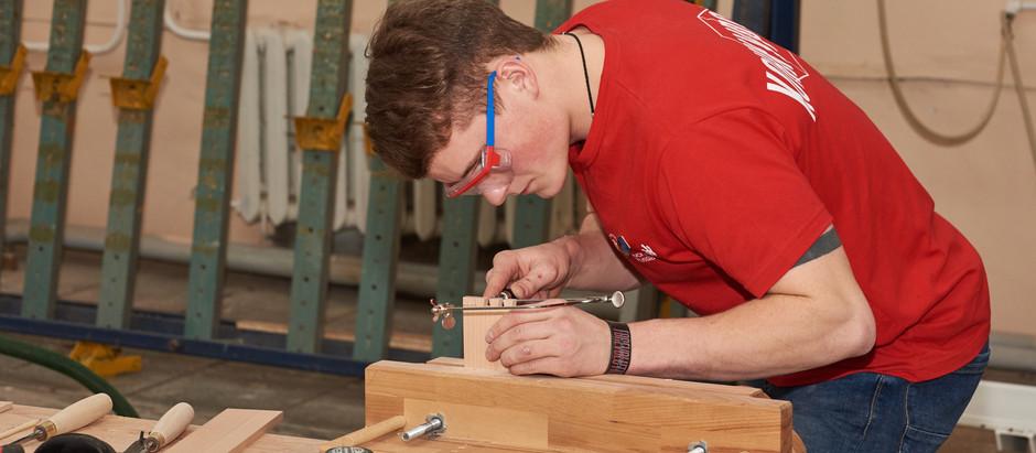 «Производство мебели» в финале VIII Национального чемпионата «Молодые профессионалы» (WorldSkills