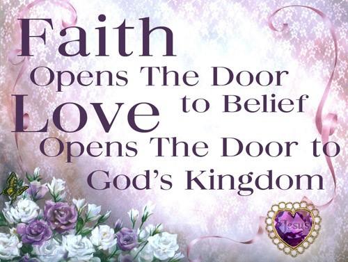 All 4 Ur Addiction, Faith and Love