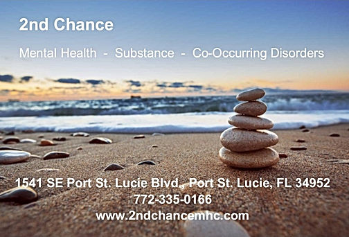 2nd , mental healt, substance, co-occuring disorders, port sain luie, all 4 ur addiction