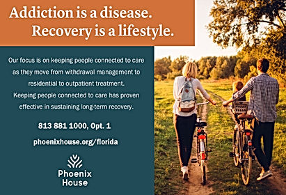 Phoenix House All 4 ur addiction , recovery, outpatient, long term recovery