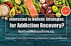 Wellness and Health online, holistic strategies