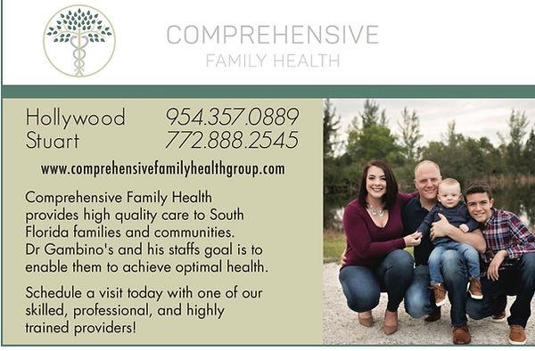 comprehensive family health -all 4 ur addiction, Dr Paul Gambino, Hollywood, FL , Stuart, FL, Family Doctor, Medical marijuana