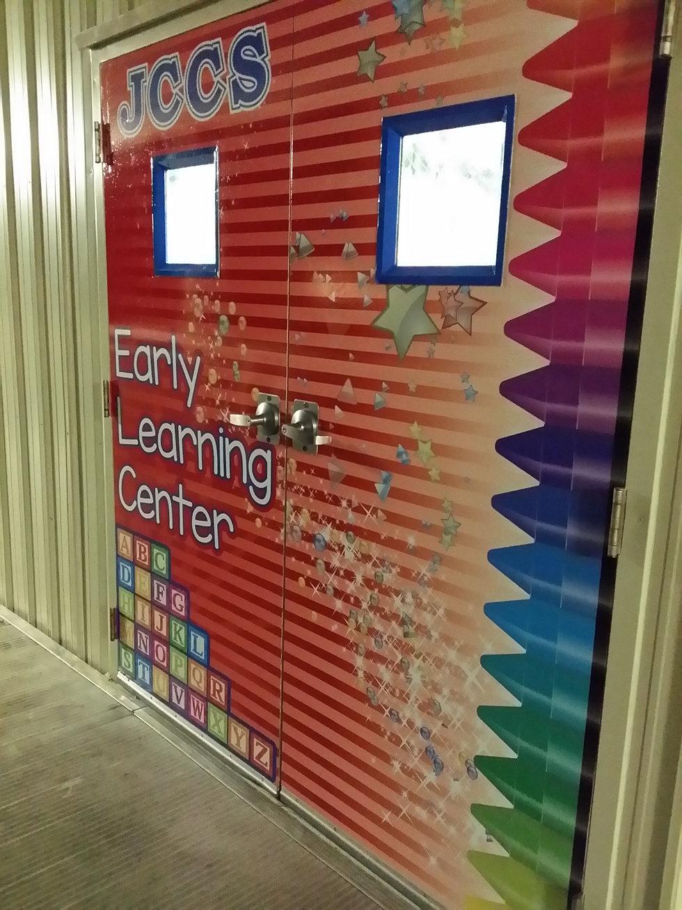 Door Wraps Ccg Website Photo Gallery