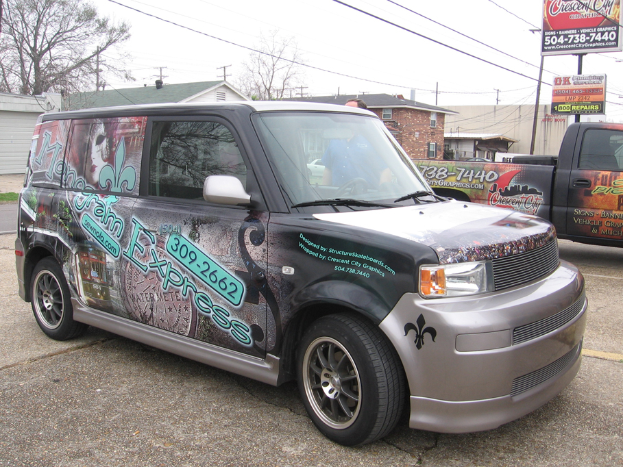 Vehicle Wrap