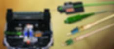 Optimal Tek fiber optic fusion splicing connectors