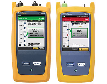 Optimal Tek uses Fluke Versiv ODTR for certifications