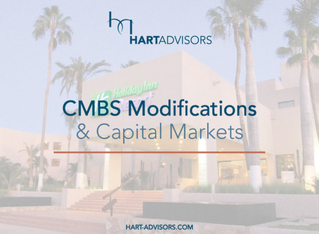 CMBS Modifications & Capital Markets