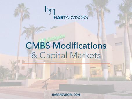 CMBS Modifications & Capital Markets