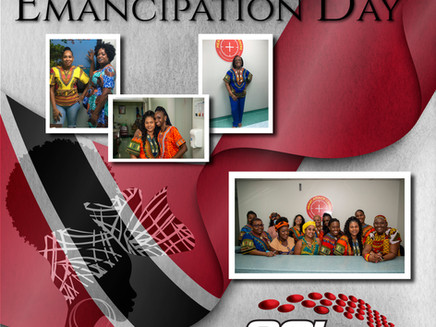 Happy Emancipation Day!