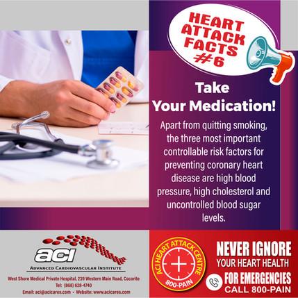 Take Your Medication!