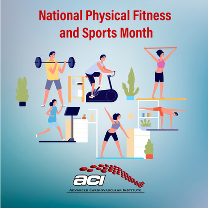 National Physical Fitness Awareness Month