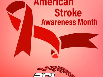 American Stroke Awareness Month