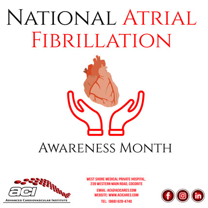 National Atrial Fibrillation Awareness Month