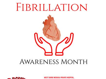 National Atrial Fibrillation Awareness Month