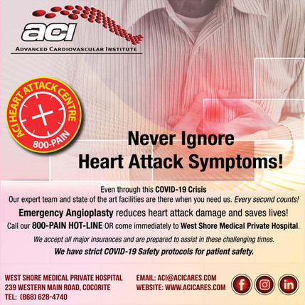 Never Ignore HEART ATTACK Symptoms!