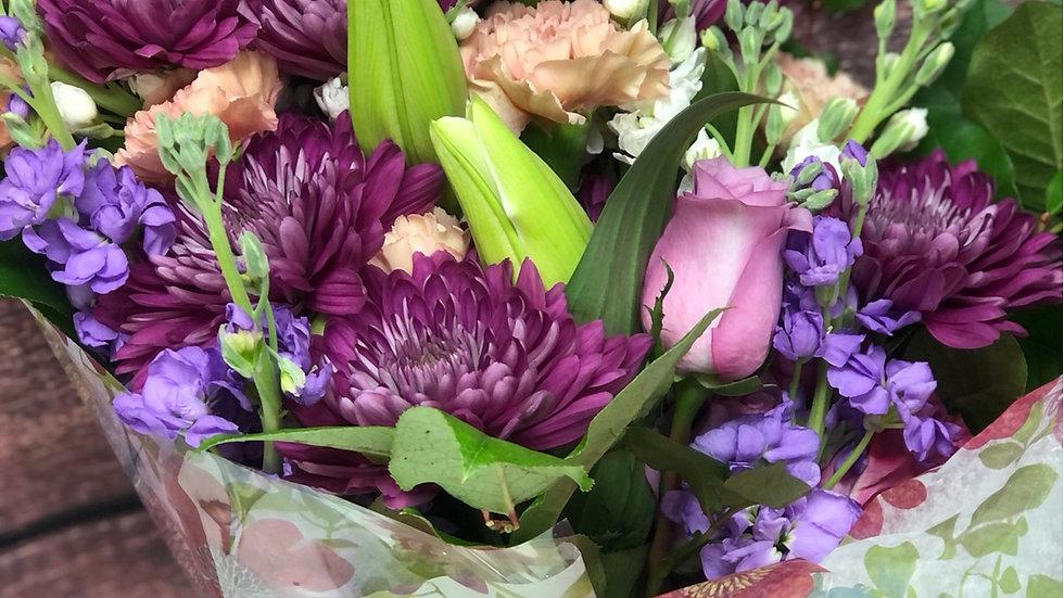 Moody Blues Bouquet