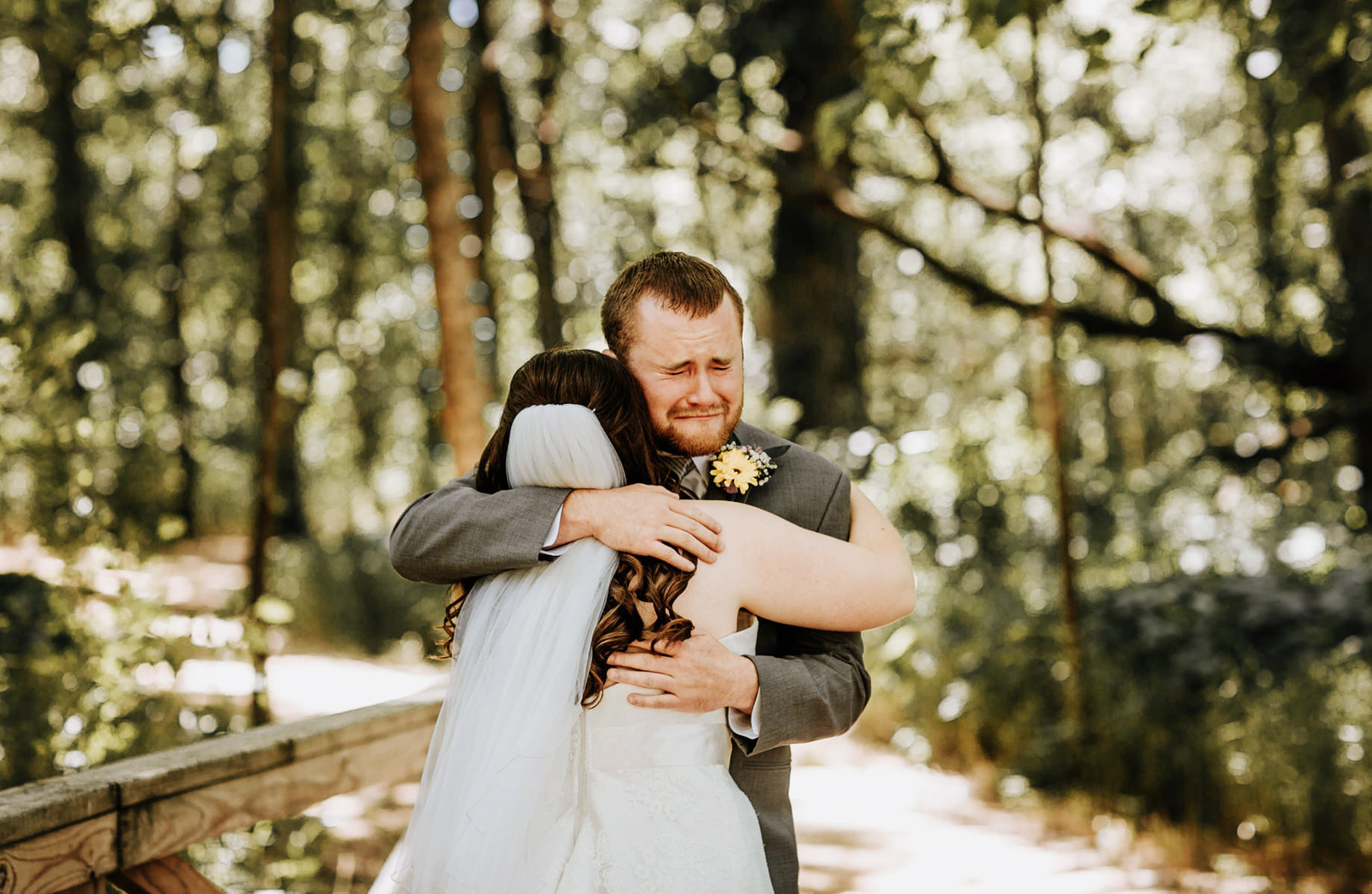 First Look Wedding Photos First Look Ideas Bride And Groom