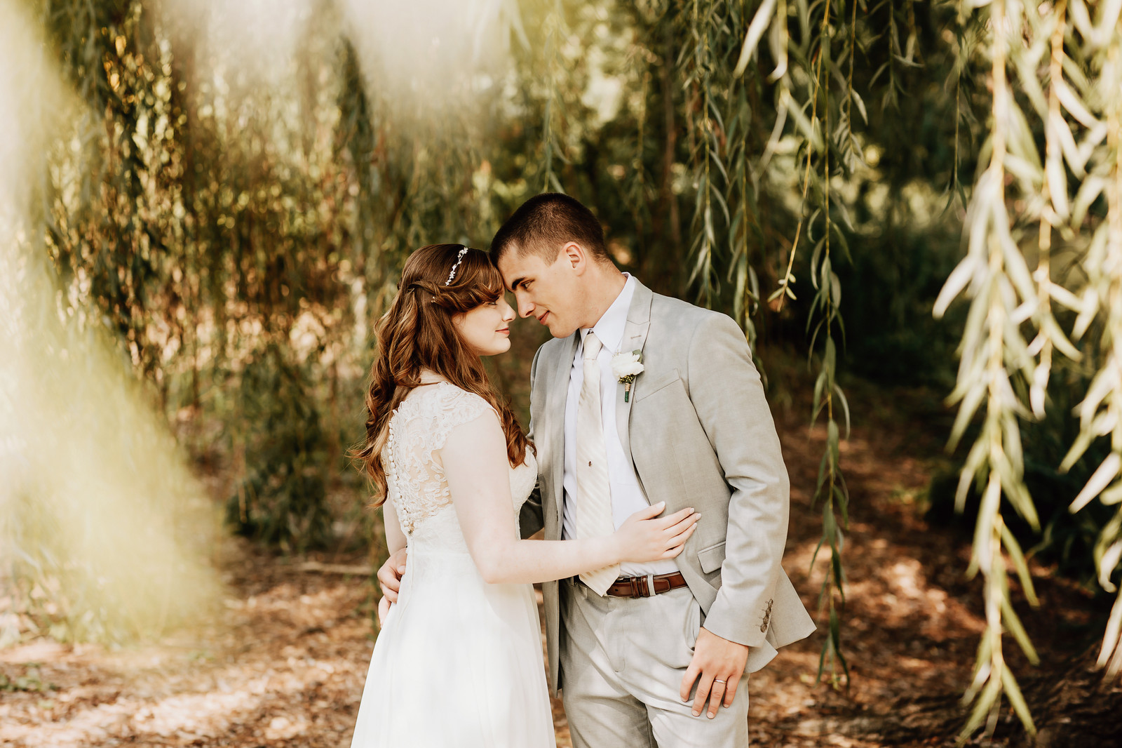 Summer Wedding Outdoor Wedding Wedding Dresses Groom