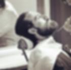 blackandwhite black and white kitchener waterloo barbershop