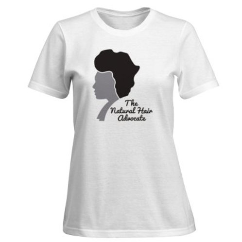 The Natural Hair Advocate - T-shirt (Women's)