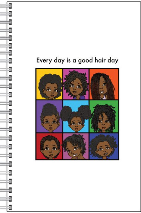 Good Hair Day - Notebook