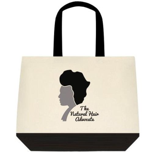 The Natural Hair Advocate - Tote Bag
