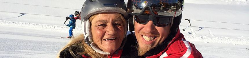 Skikurse für Wiedereinsteiger