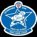 Snowboard Blue Star