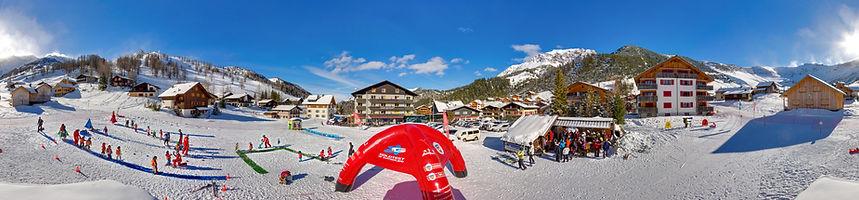 Informationen und Sammelplatz der Schneesportschule Malbun AG