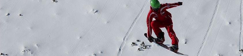 Privatkurs Snowboard