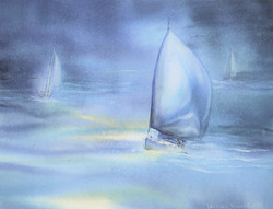 """Vind in the sail"""