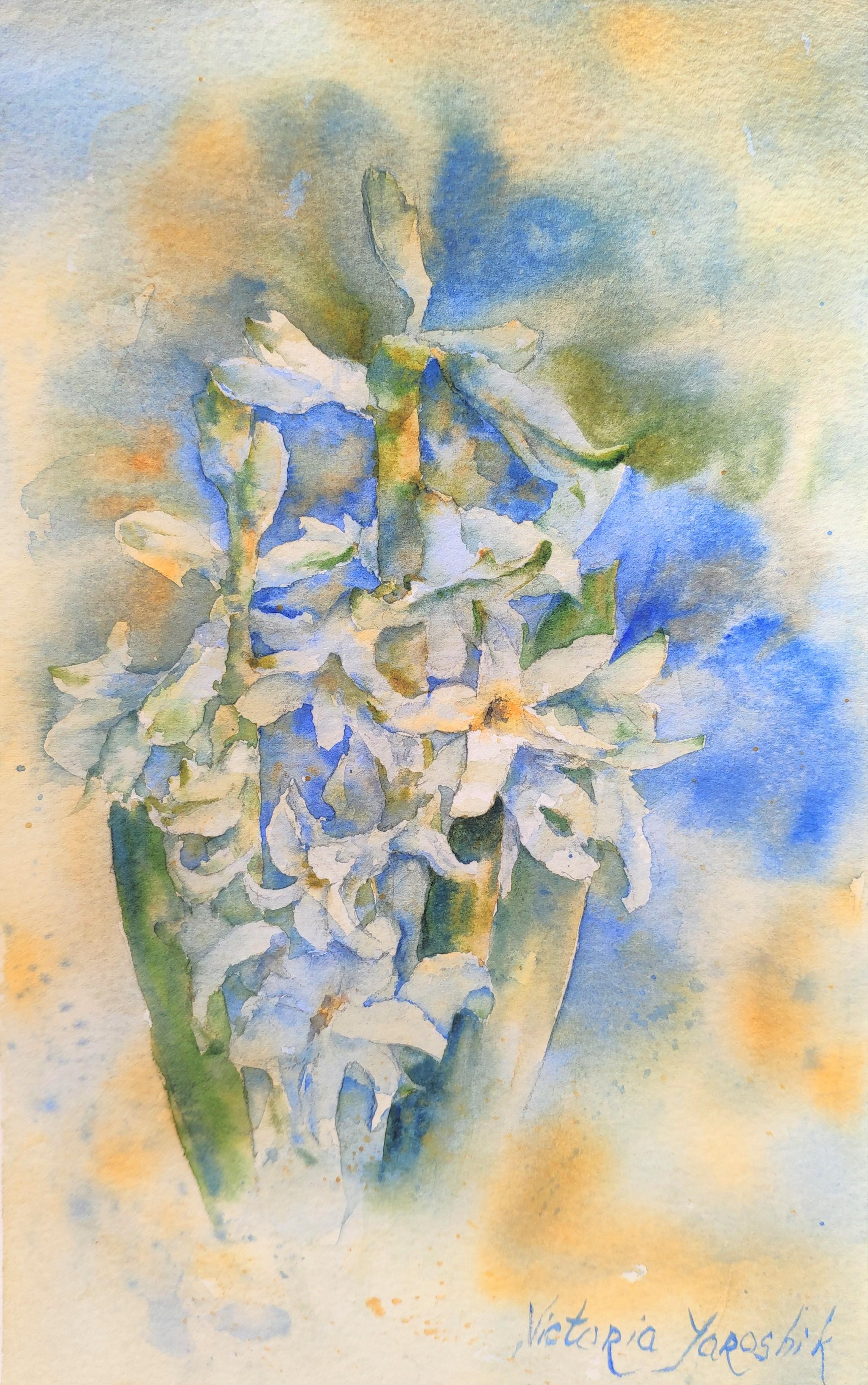 """""""Aroma of spring. Hyacinth"""""""