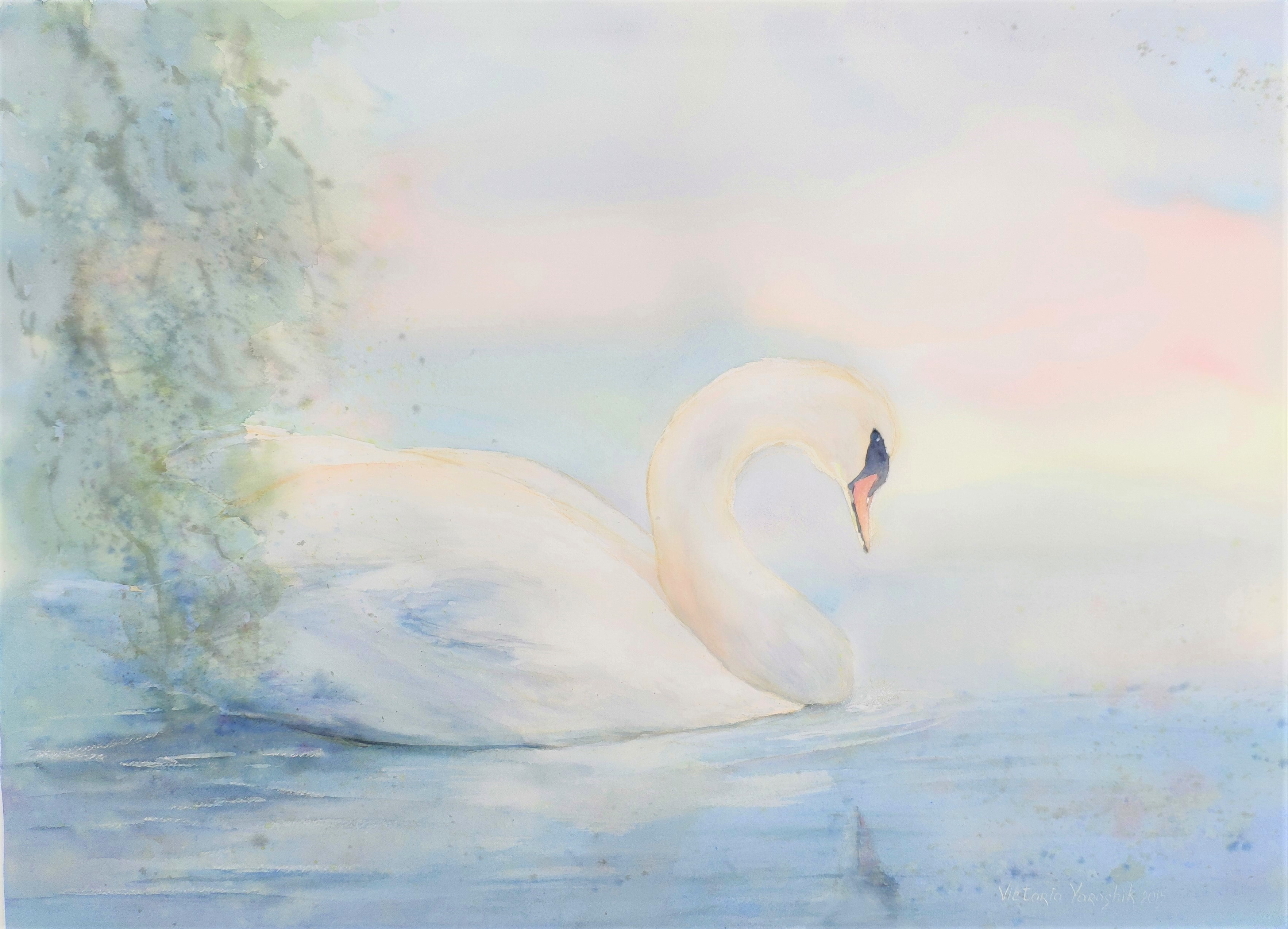 """""""En svan I"""""""