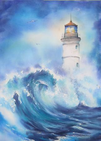 """""""Lighthouse Sälskär 2"""""""