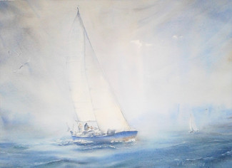 """Sailing II"""