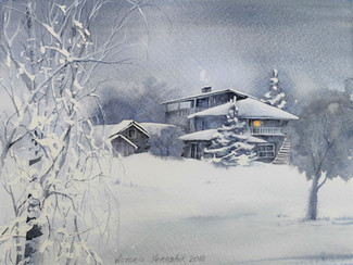 """Vintern i Åboland"""