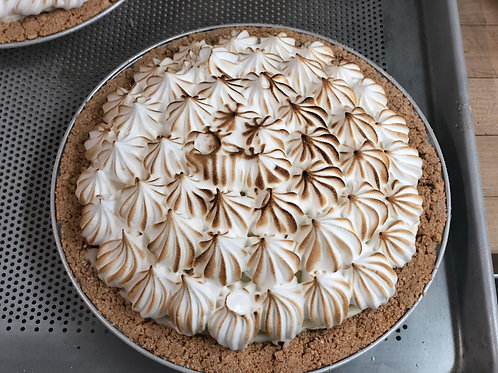 Handmade Gelato Merengue Pie