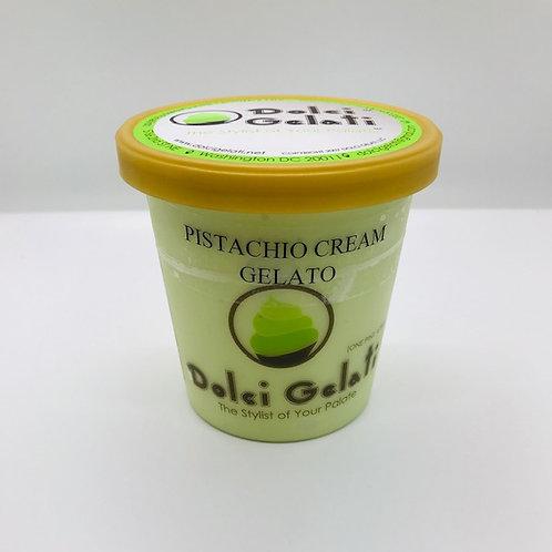 Pistachio Cream Gelato