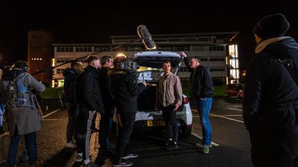 Cinematography on 'Traffic'