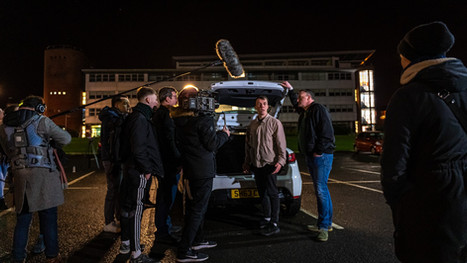 Cinematography on 'Traffic'