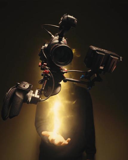 Camera Floating VFX