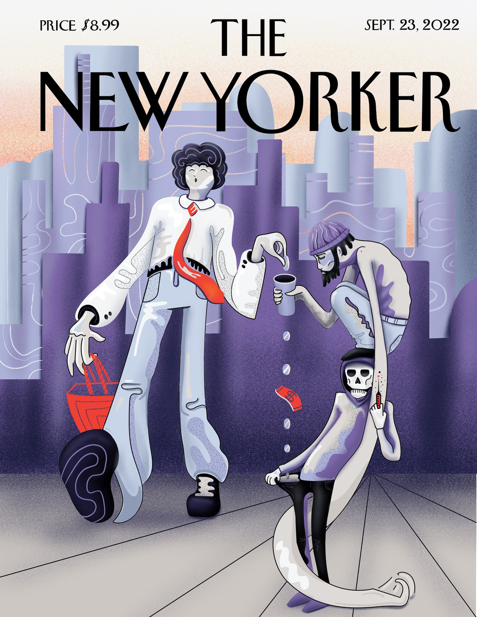 New Yorker - Econimical