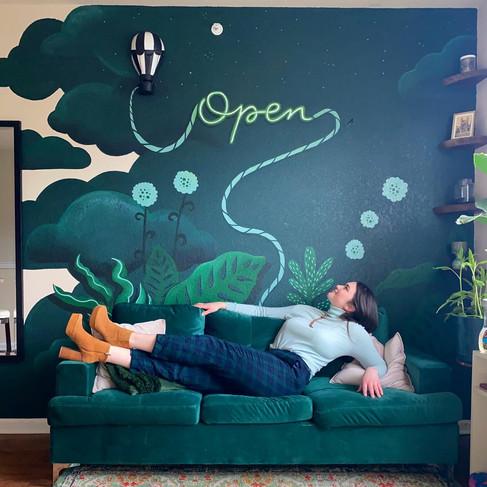 Proud Mural Mama