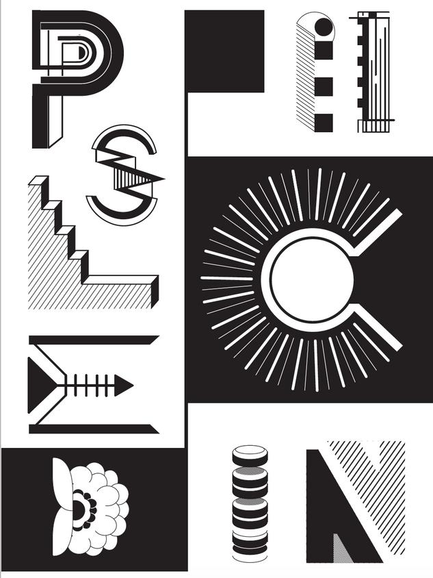 Letterform Experimentation