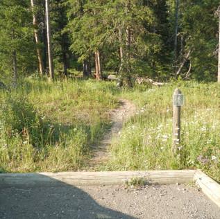 Warm Creek Trailhead Parking.JPG