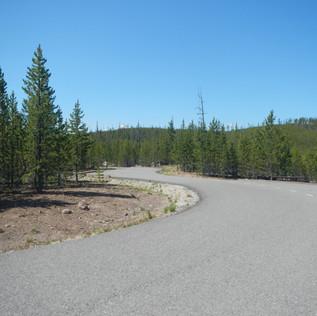 Iron Springs Picnic Area, Yellowstone Na